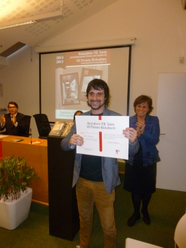 Andoni Abenójar, Primer Premio en castellano